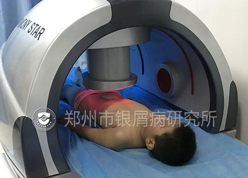 华中地区祛癣新技术·SP-智能生物磁络技术